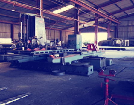 lathes and boring machines